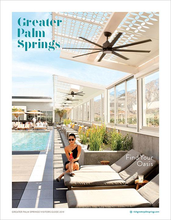 Greater Palm Springs - CVB 2019