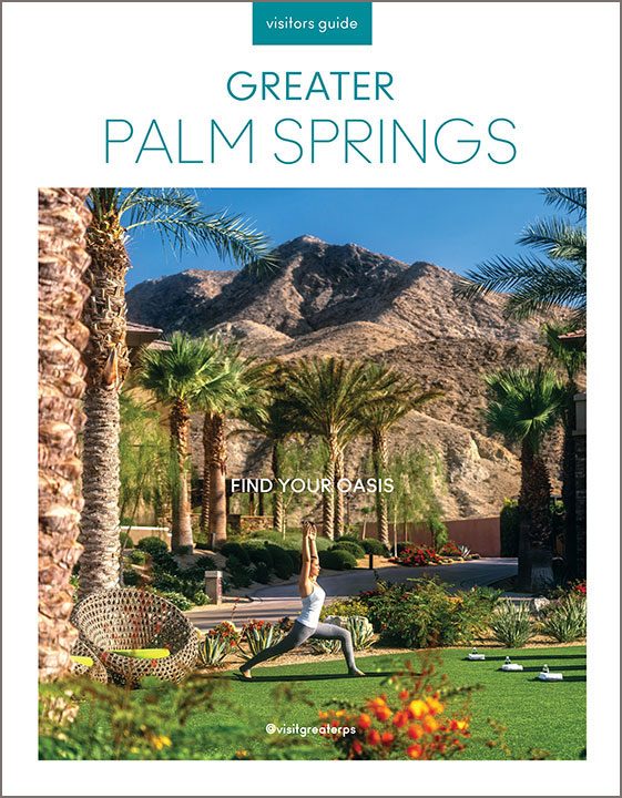 Greater Palm Springs - CVB 2020