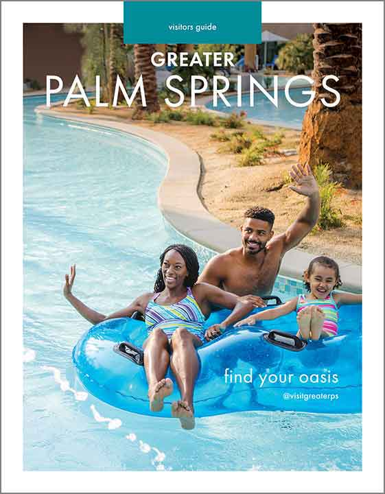 Greater Palm Springs - CVB 2021