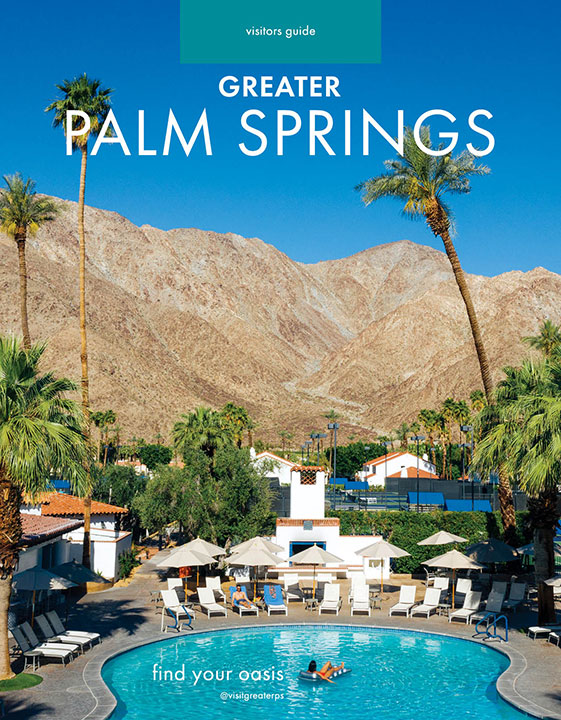 Greater Palm Springs - CVB 2022